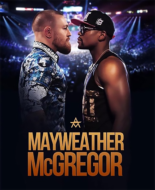 Showtime Boxing - Floyd Mayweather Jr. vs. Conor McGregor
